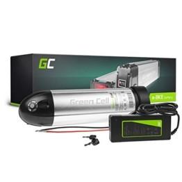 Green Cell® E-Bike Akku 36V 12Ah Fahrradakku Li-Ion Rahmenakku Pedelec Bottle Batterie mit Ladegerät - 1