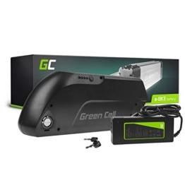 Green Cell® E-Bike Akku 36V 15.6Ah Fahrradakku Li-Ion Rahmenakku Pedelec Down Tube Batterie mit Ladegerät - 1