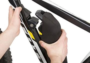M-Wave Schutzhülle Für E-Bike-akku, schwarz, 34 x 8 x 8 cm - 4