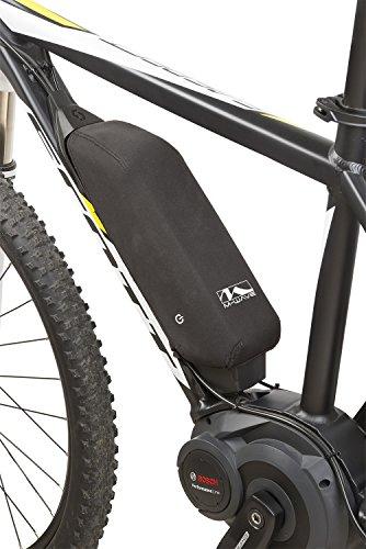 M-Wave Schutzhülle Für E-Bike-akku, schwarz, 34 x 8 x 8 cm - 5