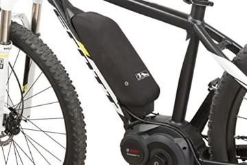 M-Wave Schutzhülle Für E-Bike-akku, schwarz, 34 x 8 x 8 cm - 6