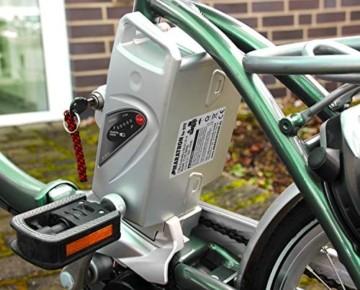 Maratron® E-Bike Akku für Panasonic 26V (Kettler Flyer Kalkhoff KTM Rixe ab 2007) (18Ah) - 8