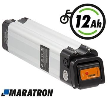 Maratron E-Bike Akku Pedelec 24V (25,9V) 12Ah für u.a. Phylion,MiFa, Rex, Prophete - 2