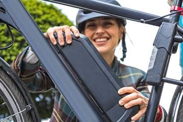 molinoRC E-Bike Ebike Pedelec Rad Akku E-Scooter Batterie Tasche feuerfest für Lagerung / Transport / 2 Akkus Aller Marken / 450 x 200 x 100 mm - 5