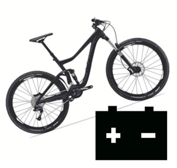 molinoRC E-Bike Ebike Pedelec Rad Akku E-Scooter Batterie Tasche feuerfest für Lagerung / Transport / 2 Akkus Aller Marken / 450 x 200 x 100 mm - 7
