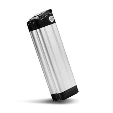 SEASON E-Bike Akku 36V 15Ah(555Wh) mit USB, Pedelec Ersatzbatterie für Aldi Prophete Mifa Samsung Phylion - 1
