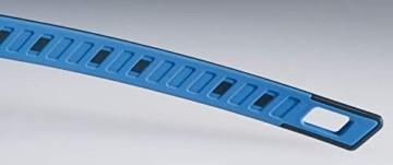 Uvex I-Works Schutzbrille - Suprav. Excellence - Schw.-Grau/Getönt - 3