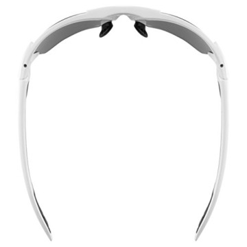 Uvex Unisex Blaze III Sportbrille, One Size, white black - 6