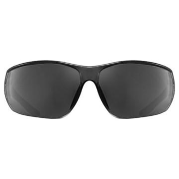 uvex Unisex– Erwachsene, sportstyle 204 Sportbrille, smoke/smoke, one size - 2