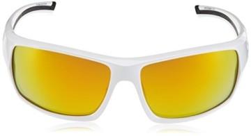uvex Unisex– Erwachsene, sportstyle 222 pola Sportbrille, polarisiert, white/yellow, one size - 5