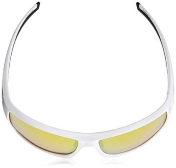 uvex Unisex– Erwachsene, sportstyle 222 pola Sportbrille, polarisiert, white/yellow, one size - 7